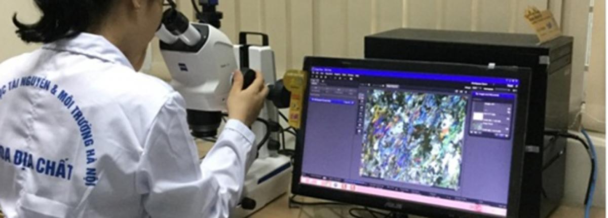 Ngành Kỹ thuật Địa chất -Khoa Địa chất, Trường Đại học Tài nguyên và Môi trường Hà Nội