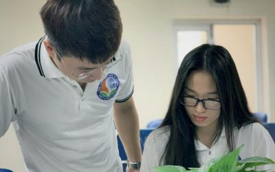 Thực tập hướng nghiệp sinh viên ngành Quản lý Biển