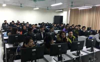 Ngành Công nghệ thông tin- Đại học Tài nguyên và Môi trường Hà nội đáp ứng xu hướng hội nhập và phát triển